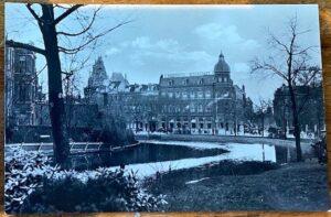 Park hotel stadhouderskade amsterdam