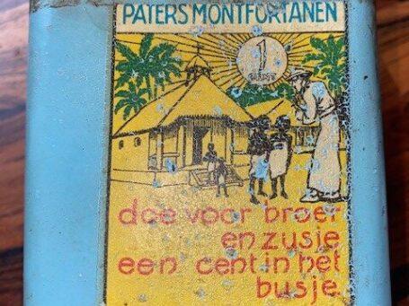 collectebus paters montfortanen