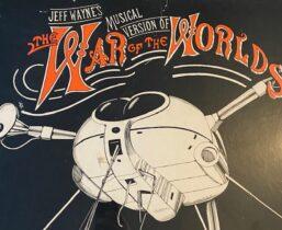 reklamebord war of the worlds