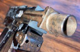 brownie gun toy