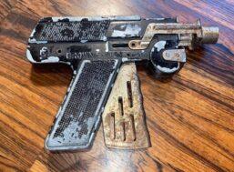 brownie-gun