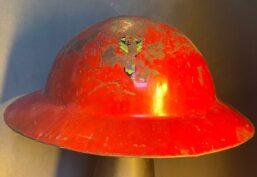 marx toy fire helmet