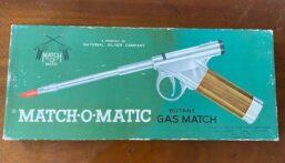 Match-O-Matic aansteker