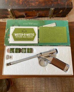 match-O-Matic Lighter USA