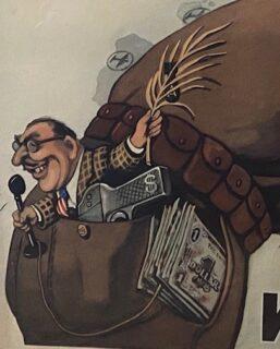 russische propaganda affiche