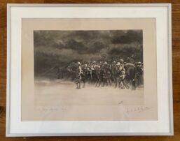 Art by H.A.Lake 1917