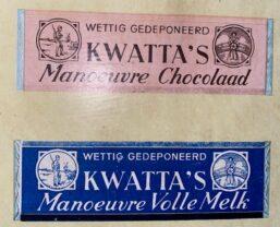 kwatta manouvre chocolaad