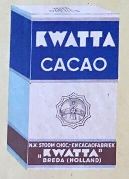 kwatta cacao verpakking