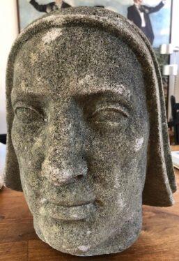 keramiek hoofd