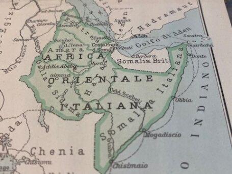 somalie italiaanse kolonie 1938