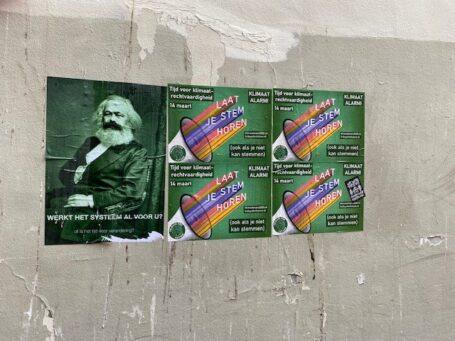Marx affiche 2021