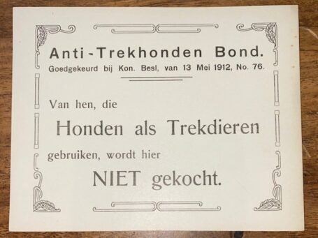 anti-trekhonden bond