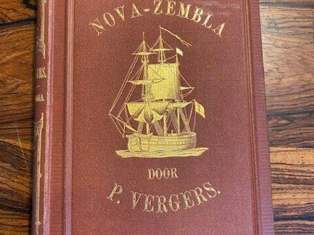 Nova Zembla boek 1873